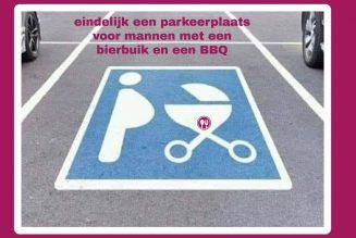 Horeca België FUN parkeerplaats (1)