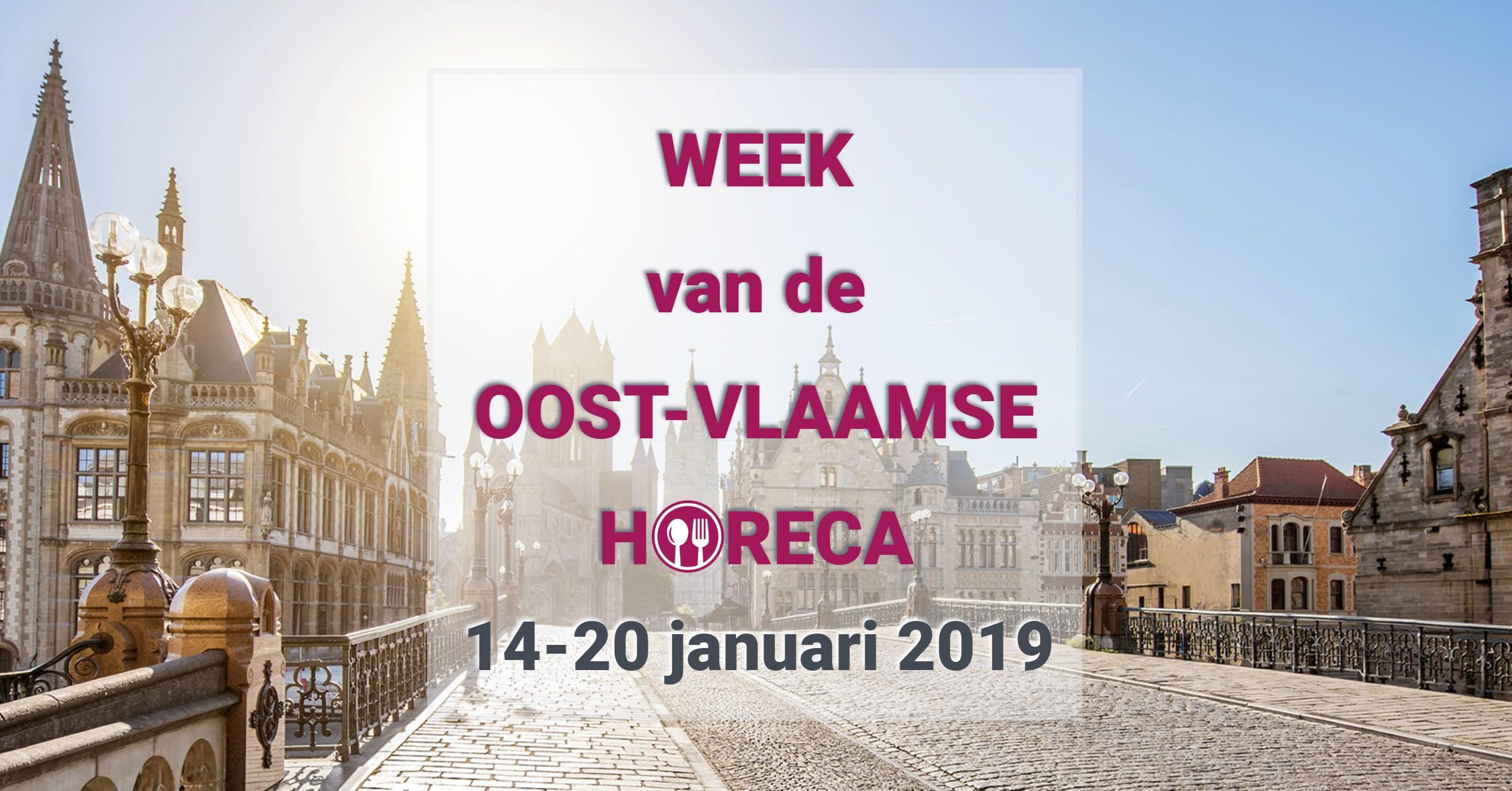 Week van de Oost-Vlaamse Horeca