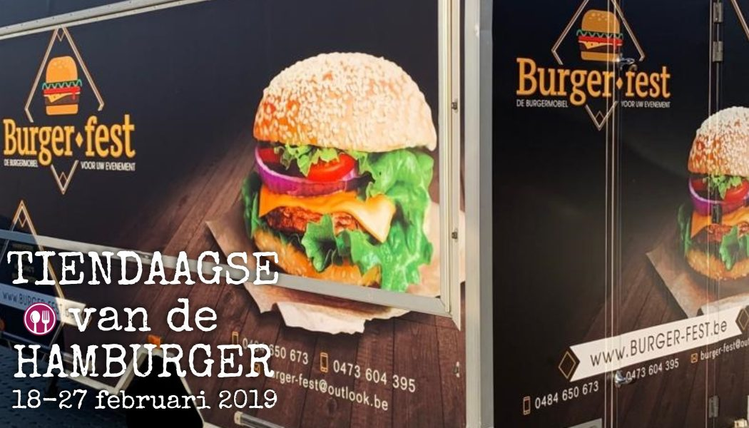 Horeca België blog hamburger burger-fest