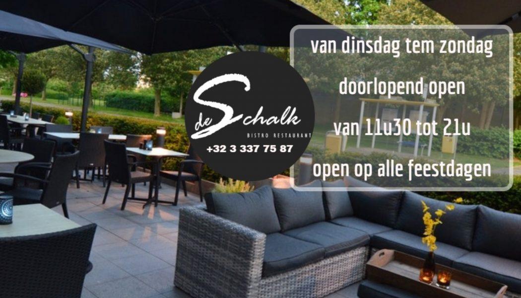 De Schalk horeca belgië