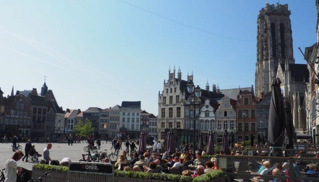 Mechelen horeca belgië