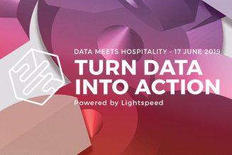 Data Meets Hospitality DMH19 Horeca België