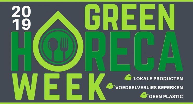 Green Horeca Week 2019 Horeca België