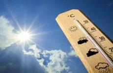 Horeca België warm weer