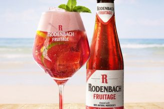 Rodenbach FruitAge: nieuwe 'blend' en uitstraling