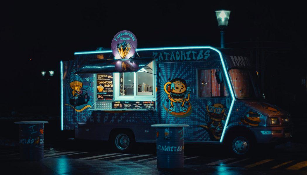 Foodtrucks in België