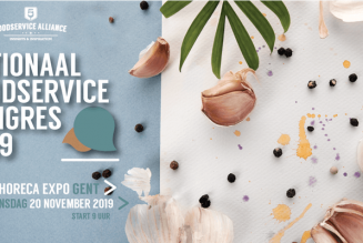 Nationaal Foodservice congres 2019