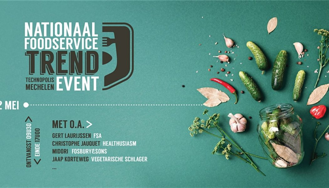 Horeca belgie Nationaal Foodservice Trend Event (2)