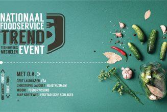 Horeca belgie Nationaal Foodservice Trend Event (2)