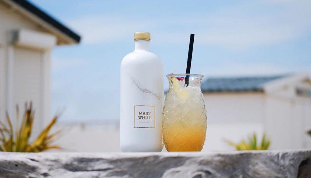 Mary White 100% Belgische Vodka