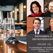Wijn Wijn Wijn – Sommeliers in sterrenrestaurants