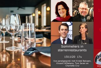 Wijn Wijn Wijn – Sommeliers in sterrenrestaurants