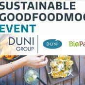 Duni Sustainable GoodFoodMood Event Horeca België Online horeca beurs