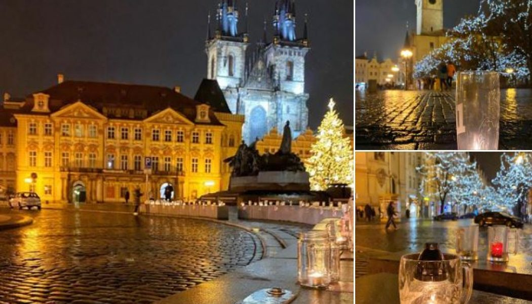 PragueToday is in Old Town Square. Horeca belgie