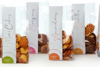 Nieuwe Look & Feel koekjes zakjes