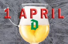 Duvel 1 april Horeca Belgie