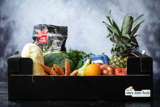Versaanhuisgeleverd: een box vol lekkere vitamines!
